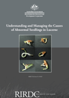 Understanding and Managing the causes of Abnormal Seedlings in Lucerne